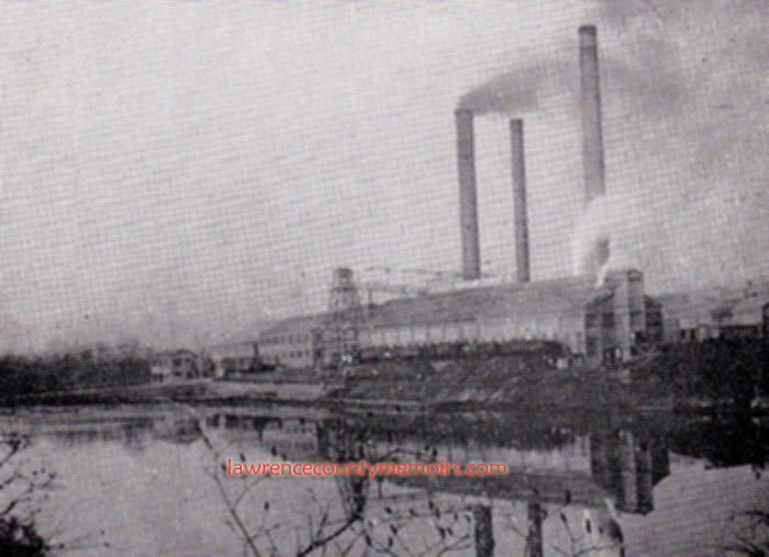 Medusa Cement Company : Lawrence county memoirs wampum cement works pa