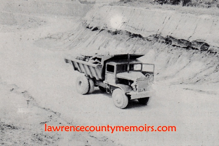 Lawrence County Memoirs: Bessemer Limestone & Cement Company